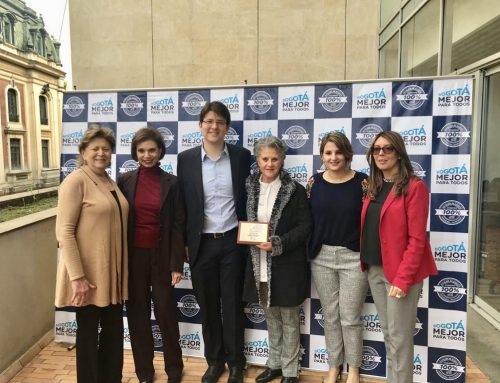 Menorah Foundation awarded by the Secretariat of the Government